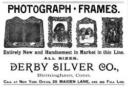 1891 Derby Silver Co. Ad