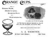1894 A.A. Webster & Co. Ad