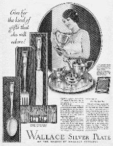 1926 Wallace Advertisement