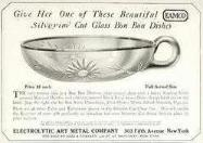 1913 Electorlytic Art Metal Co. Advertisement