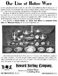 1900 Howard Sterling Co. Ad