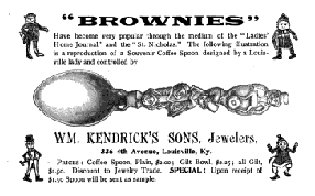 1894 Wm. Kendrick's Sons Advertisement