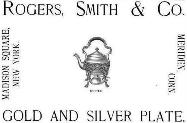 1897 Rogers, Smith & Co. Ad