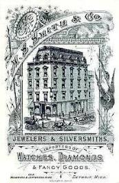 1884 M.S. Smith & Co Advertisement